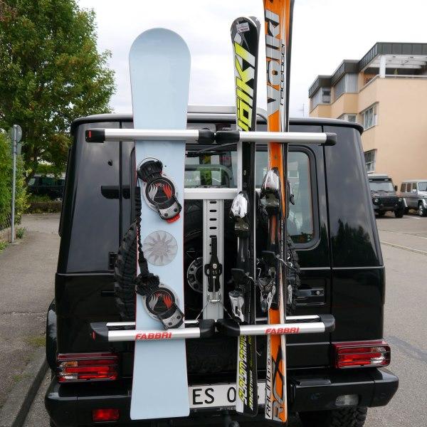 Gringo Nachrüstkit Ski/Snowboard