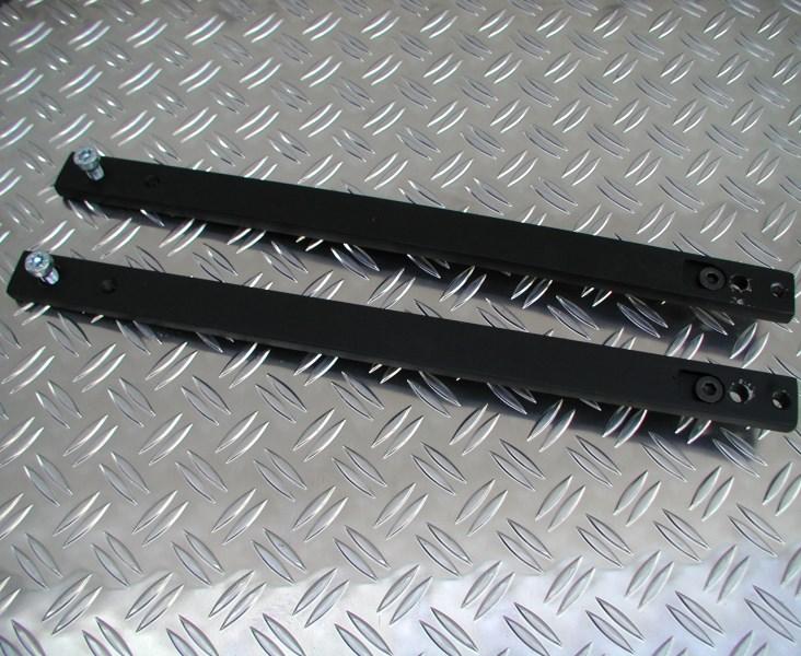Sitzschienenverlängerung 4 cm  G460/461 + G463 bis 12/2000 + G461 PUR/Professional