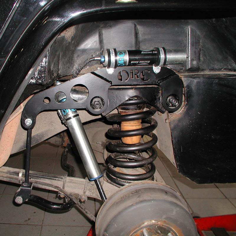 ORC Stabi-Nachrüstsatz Hinterachse Mercedes G461 (außer PUR/Professional)
