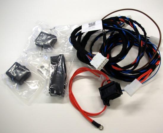 Kabelsatz für elektr. Fensterheber li+re Mercedes G 461 PUR/Professional