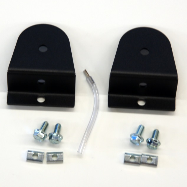 Scheinwerfer-/Antennenhalter (2 Stück)  Länge 7,5 cm