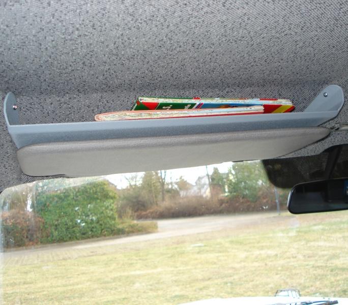 ORC Ablage über Sonnenblende Fahrerseite Mercedes G 461 PUR/Professional