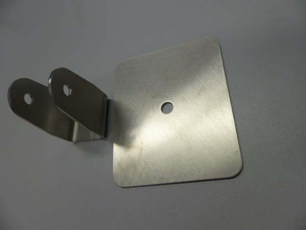 mounting bracket incl. striker plate for LED UtilityXP working light