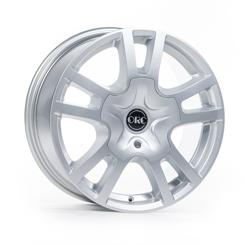 """LM-Felge """"Typ 33"""" , Mercedes G, komplett silber,  8,5 x 18 ET 52, LK 5-130"""