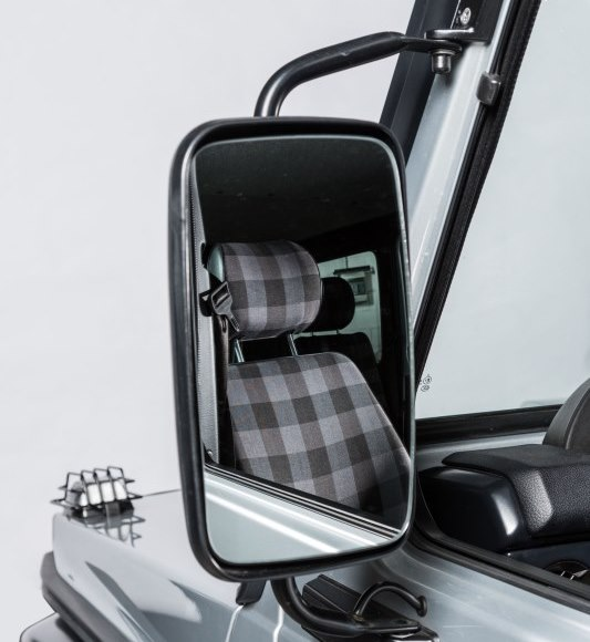 Außenspiegelset Mercedes G 461 PUR/Professional elektrisch verstell- und heizbar