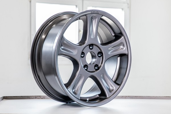alloy wheel 'RACER', 9x20 off set +30, anthracite, Mercedes W463 and W463A