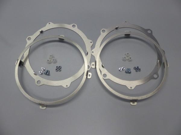 Adapterset für LED Fahrscheinwerfer Modell 8700 Art.Nr. 1023632-1 + Art.Nr. 1023637-3