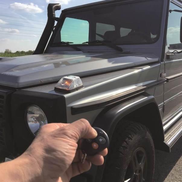 Funkfernsteuerung für Zentralverriegelung Mercedes G 461 PUR/Professional