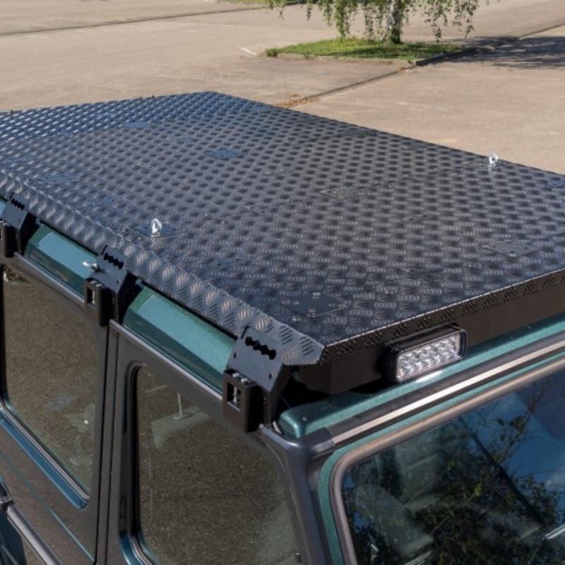 ORC - Scheinwerferblende für Dachträger 1018260 für Front oder Heck