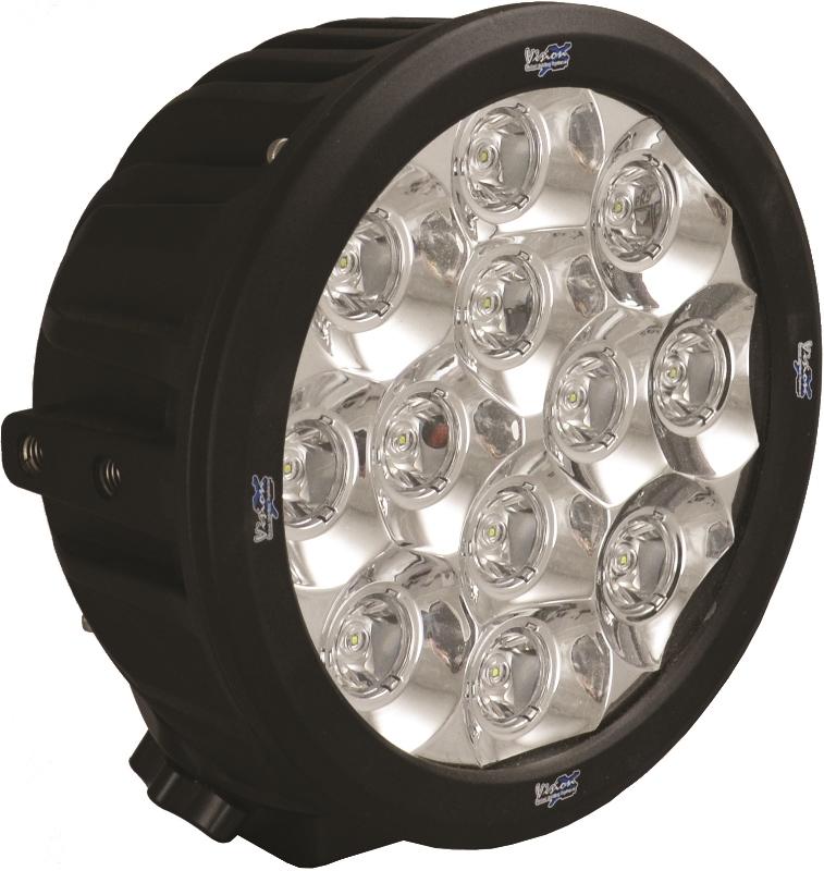 VISION X LED-Arbeits-/Nebelscheinwerfer 40°, Ø 172 mm, Stück