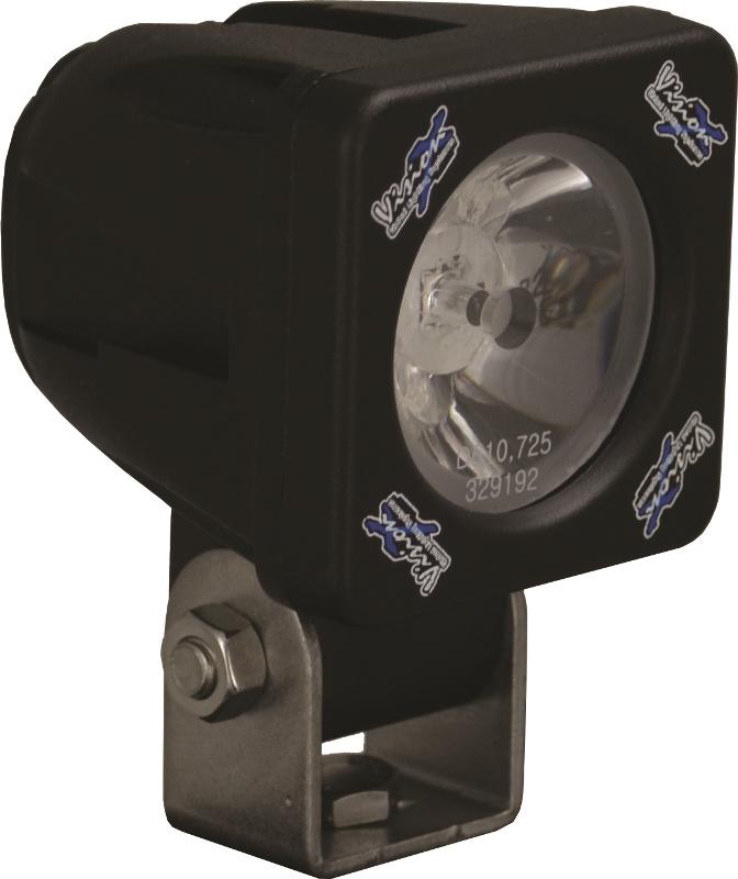 VISION X LED Solstice Prima Black 10W, 900 Lumen 50x50 mm