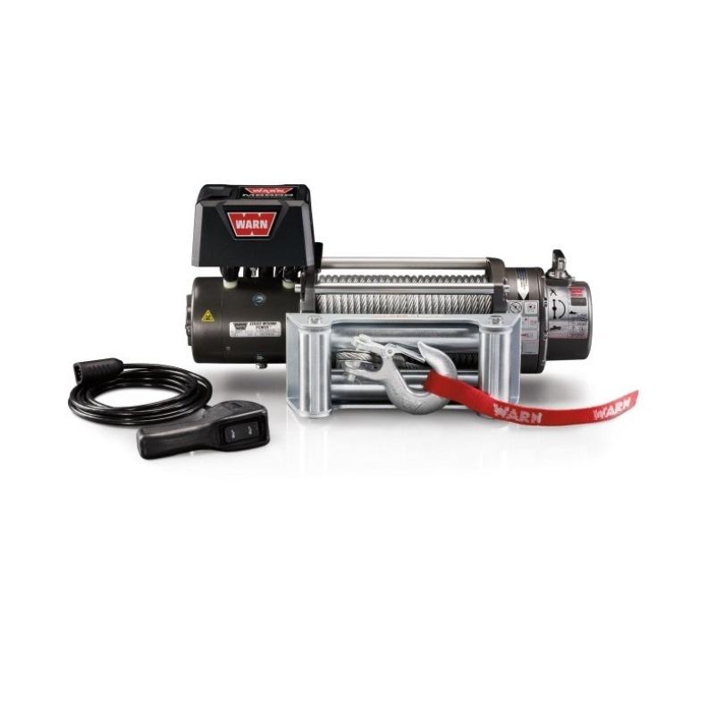 WARN Seilwinde CE - M 8000, 12 V Zugkraft 3.600 kg, Seillänge 30m x 8mm