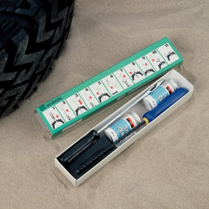 sealastic Reifenreparaturset, VpE=10 Reparaturkörper