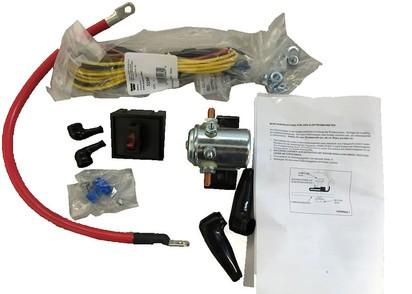 Unterbrecherschalter inkl. Relais 24 V