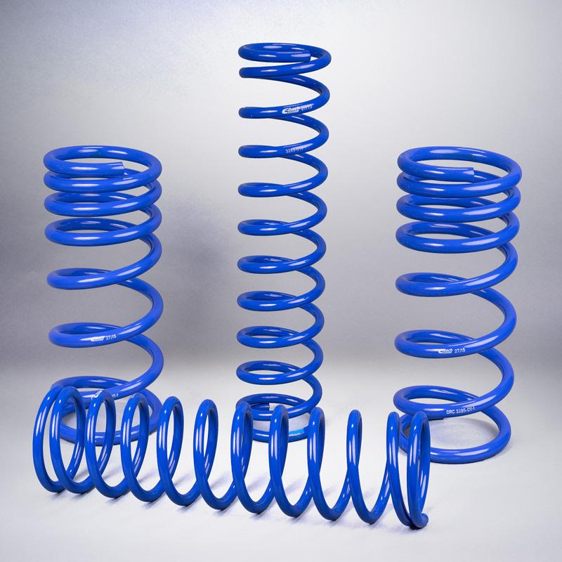 Vorderachsfeder blau ca. +40mm Mercedes G 460/461/463 (Stück)