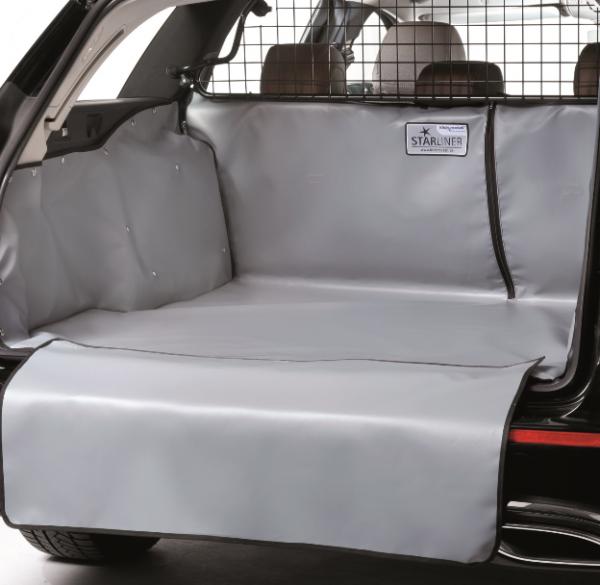 Kofferraumverkleidung Starliner - grau - Mercedes G, 5 trg., ab Bj. 2018